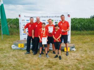 Landesmeisterschaften der Bogenschützen