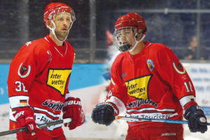 Reiko Berblinger und Delf Sinnecker gehen weiter für die Scorpions auf Punktejagd. Foto: Privat