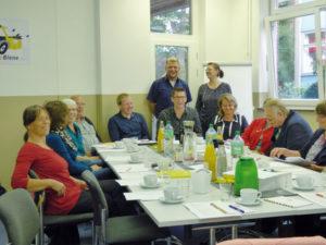 """Unter dem Dach der Freiwilligenagentur wurde der Verein """"Bürgerbus WedeBiene"""" gegründet. Foto: G. Vrobel"""