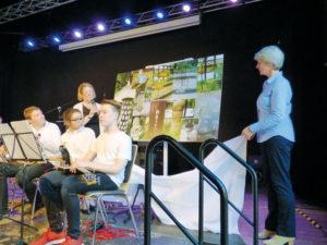 Förderverein des Gymnasium feierte 20-Jähriges